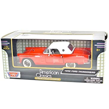 1956 Ford Thunderbird Die Cast Model Car