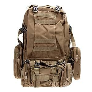 Mochilas Travel Trekking Sport Bag Men Rucksack - Earth : Sports
