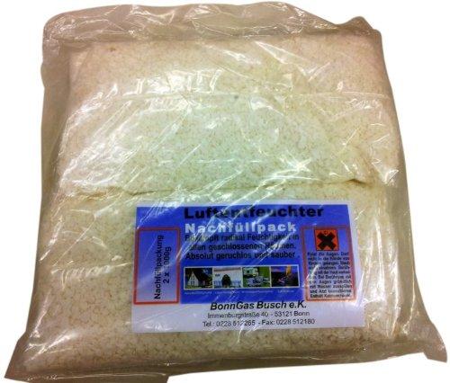 Luftentfeuchter Granulat 2x1Kg Raumentfeuchter Nachfüllpack