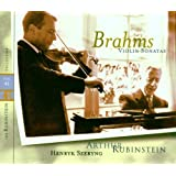 "The Rubinstein Collection Vol. 41 (Brahms: Violinsonaten)von ""Artur Rubinstein"""