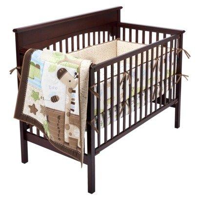 Alligator Baby Bedding 3591 front