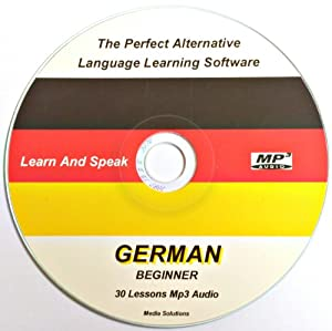 Learn How to Speak German For Beginners Complete Language Audio Tutorial Training Course Mp3 Audio