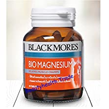 buy Blackmores Bio Magnesium 50 Tab.(Beautyhealth Trade)