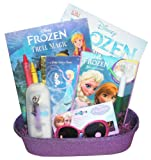 Disney Frozen Just Right Gift Basket - Perfect for Easter, Birthday, Christmas or Other Occasion