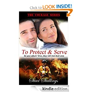 To Protect & Serve (The Courage Series)
