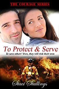 (FREE on 12/30) To Protect & Serve: A Contemporary Christian Romance Novel by Staci Stallings - http://eBooksHabit.com