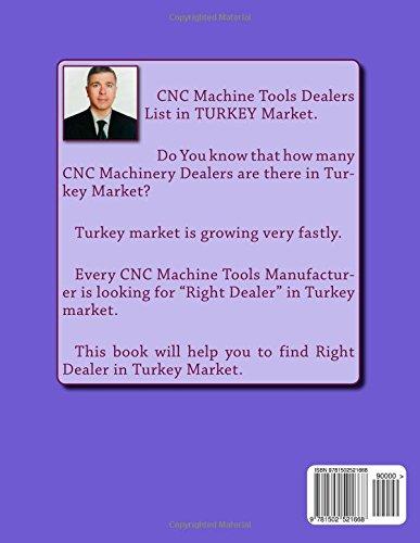 CNC Machine Tools Dealers List in TURKEY Market
