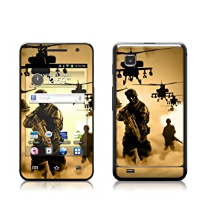 Desert Ops Design Protective Decal Skin Sticker for Samsung Galaxy Player 3.6 inch Media Player YP-GS1CB