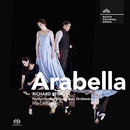 SACD : WAGNER / EICHENHOLZ / ALBRECHT - Arabella (3 Discos)