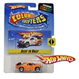 Hot Wheels Color Shifters Alley To Rally Off Track