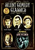 Silent Comedy Classics: 12 Classic Shorts (Fluttering Hearts / Mighty Like A Moose / The Caretaker's Daughter / Be Your Age / Forgotten Sweeties / Late to Lunch / The Locket / Judge Jones / Laffin Gas & More)
