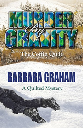 Murder by Gravity: The Coffin Quilt (A Quilted Mystery) (Star Spin Quilt compare prices)