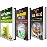 img - for Homemade Beauty Products Box Set: Over 75 Amazing DIY Beauty Recipes for Your Body, Face and Hair! (All-Natural & Organic) book / textbook / text book