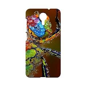 BLUEDIO Designer Printed Back case cover for Micromax Canvas E313 - G0881