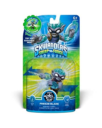 Skylanders SWAP Force Freeze Blade (SWAP-able)