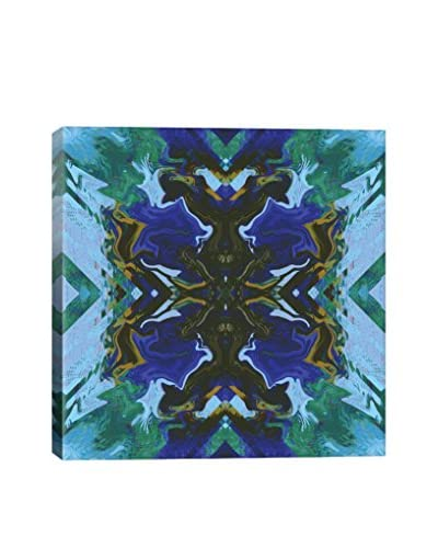 New Sacred 08 Gallery-Wrapped Canvas Print