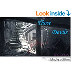 Those Devils (The Experiments Book 1)