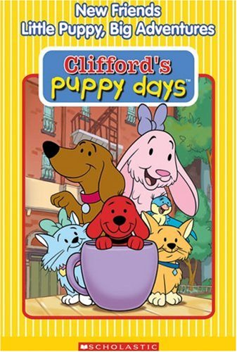 Watch Clifford's Puppy Days Episodes   Season 2   TVGuide.com