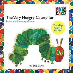 Very Hungry Caterpillar Memory Game
