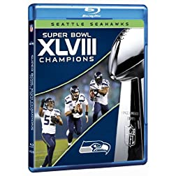 Super Bowl XXLVIII Champions: Seattle Seahawks [Blu-ray]