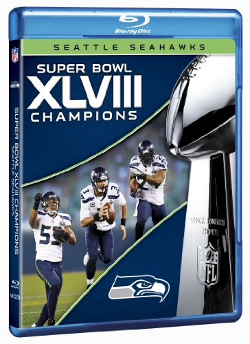 Super Bowl XLVIII Champions: Seattle Seahawks [Blu-ray] (Seahawks Super Bowl 49 compare prices)