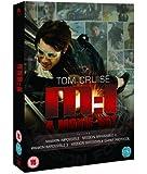 Mission Impossible: Quadrilogy (1-4 Box Set) [DVD]