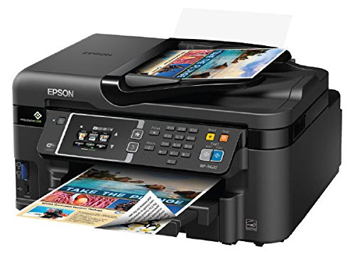 Epson WorkForce WF-3620 WiFi Direct All-in-One Col…