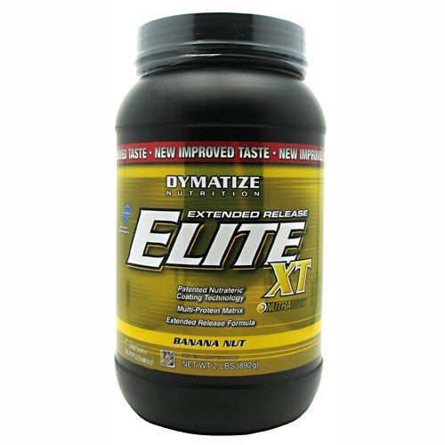Dymatize Nutrition Elite, Banana Nut, 2 Pound