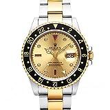 ロレックス ROLEX GMTマスターII 16713RG 中古 時計 [メンズ] [2545859] [並行輸入品]