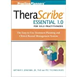TheraScribe Essential 1.0 for Solo Practitioners: The Easy-to-Use Treatment Planning and Clinical Record Management System + The Adolescent Psychotherapy Treatment Planner Module (PracticePlanners)
