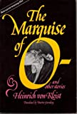Image of The Marquise of O--, and Other Stories.