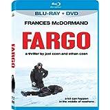 Fargo (Two-Disc Blu-ray/DVD Combo in Blu-ray Packaging) ~ Fargo