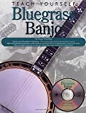 Image of Teach Yourself Bluegrass Banjo W/cd