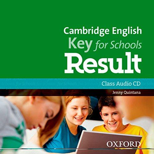 Cambridge English: Key for Schools Result: Key English Test Result for Schools: Class CD (KET Result for Schools)