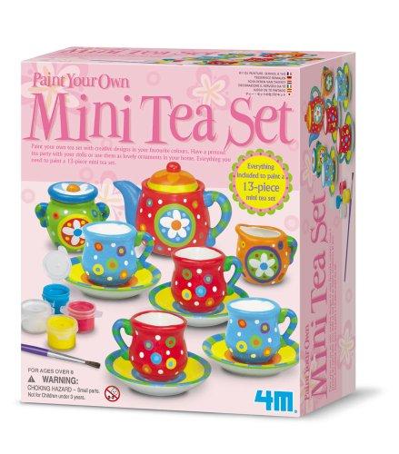 Imagen de Pintura Toysmith 4M su té propietario de Mini Set # 3511