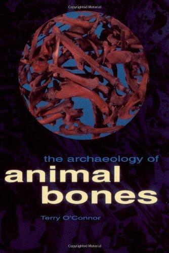 The Archaeology Of Animal Bones (Texas A&M University Anthropology Series)