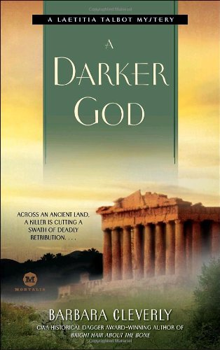 A Darker God (Laetitia Talbot Mysteries)