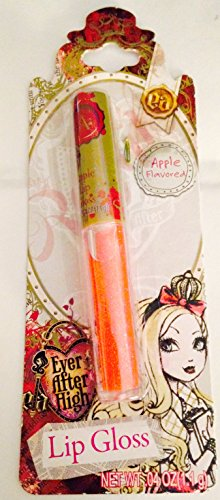 Ever After High Lip Gloss ~ Apple White - 1
