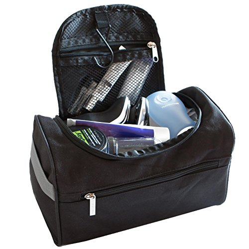 Toiletry-Bag-For-Men-Can-Be-Used-As-Mens-Shaving-Dopp-Kit-To-Hold-Travel-Size-Toiletries-TSA-Approved