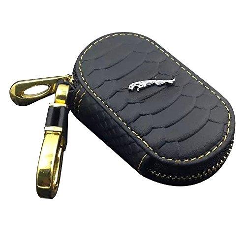 amooca-jaguar-premium-para-llaves-de-coche-piel-cadena-coin-mando-a-distancia-soporte-funda-con-cier