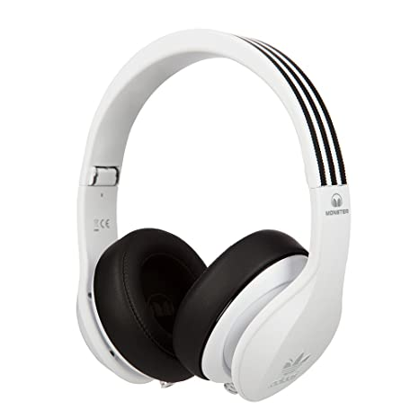 Monster Adidas Originals X OVER-EAR Casque Traditionnel Filaire