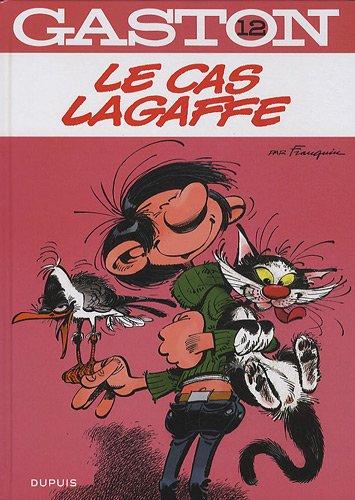 Gaston n° 12 Le Cas Lagaffe