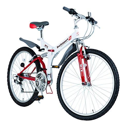 ... 26インチ折りたたみ自転車