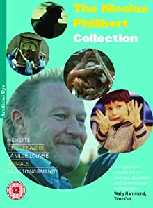 The Nicolas Philibert Collection [DVD]