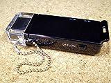 Donyaダイレクト microSD / microSDHC カード専用 ミニMP3プレイヤー (黒) DN-2009B