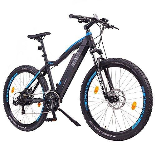 ncm moscow 36v 27 5 29 zoll e mtb mountainbike e bike 250w das kit h de248mi5650b. Black Bedroom Furniture Sets. Home Design Ideas