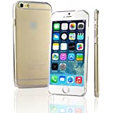 iPhone 6 Case Cover Ultra Hybrid Crystal Clear with Free Stylus Touch Pen & Screen Protector for iPhone 6 4.7