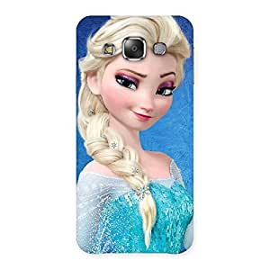 Gorgeous Winky Angel Back Case Cover for Galaxy E7