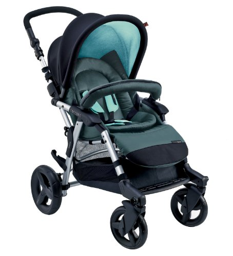 Concord Fusion Polar Pushchair (Turquoise)
