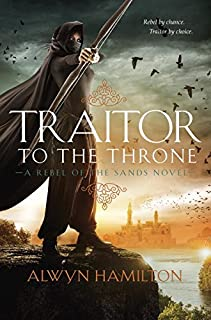 Book Cover: Traitor to the Throne